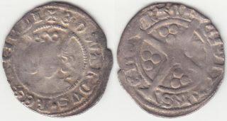Edward III York Treaty Penny