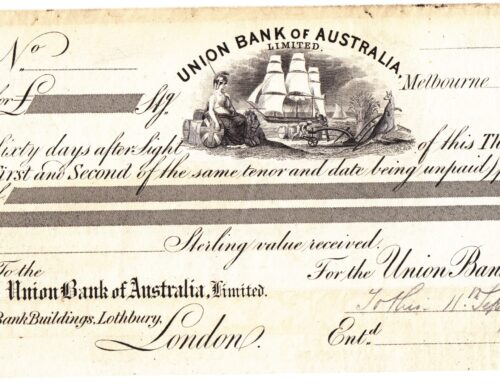 Bills of Exchange/Sight Notes